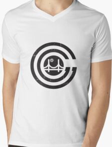 San Francisco Gales Defunct Soccer/Football Team Mens V-Neck T-Shirt