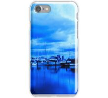 Boats at rest iPhone Case/Skin