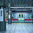 Tokyo Subway by Stuart Wilson