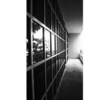 Hospital windows Photographic Print