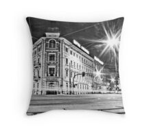 Krakow - Polonia I Throw Pillow
