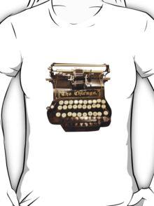 VINTAGE TYPEWRITER T-SHIRT T-Shirt
