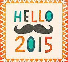 HELLO 2015! by daisy-beatrice