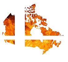 Canadian Smash Ball by BRPlatinum