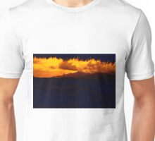 Gunung Kelatakan Unisex T-Shirt