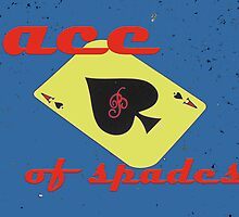 ace of spades by ryan  munson