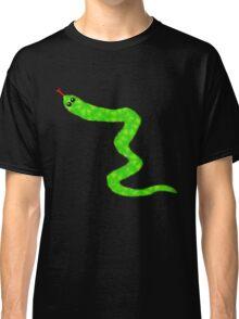 Green Snake Classic T-Shirt