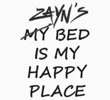Happy Place - Zayn by stillheaven