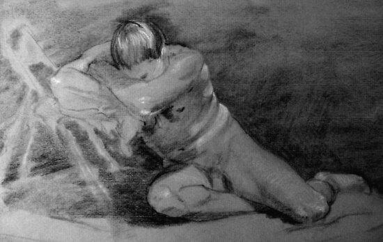 Sleeping Man by Zack Nichols