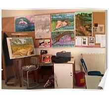 Studio at TAFE Poster