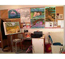 Studio at TAFE Photographic Print