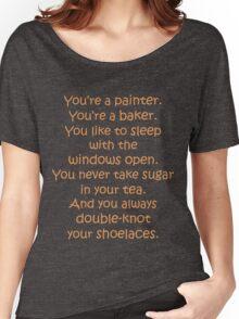 Peeta Women's Relaxed Fit T-Shirt
