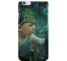 Guardian of the Forest: 100 Eyes iPhone Case/Skin