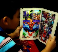 Comix BOY! by jerry  alcantara