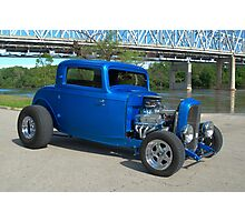 1932 Ford Hot Rod Coupe Photographic Print