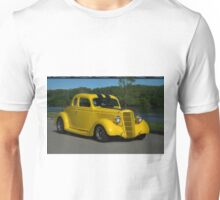 """1935 Ford Coupe """"The Bumble Bee"""" Unisex T-Shirt"""