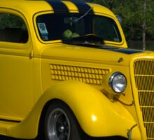 """1935 Ford Coupe """"The Bumble Bee"""" Sticker"""