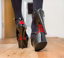 Heels with Style by Dave Hare
