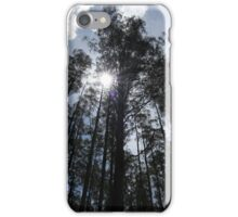 Gazing Upwards iPhone Case/Skin
