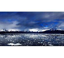 Mirrors of Ice Photographic Print