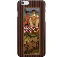 Phantom Manor Stretch Portraits - 04 iPhone Case/Skin
