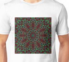 StainedGlass Clockface 2a Unisex T-Shirt