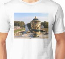 Peterhof Palace Garden Near St Petersburg Unisex T-Shirt