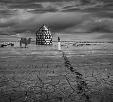 A New Beginning (Desert Home) by KLIMAS