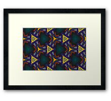 Pattern 11 Framed Print