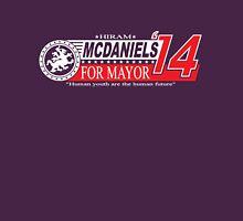 Hiram McDaniels for Mayor '14 Unisex T-Shirt