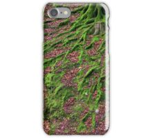 Ancient roots iPhone Case/Skin