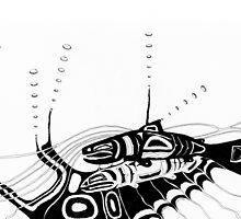 Salmon by KellasRuth