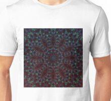 StainedGlass Clockface 3 Unisex T-Shirt