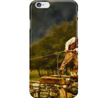 Whudda' Ya Gonna' Do Widdat? iPhone Case/Skin