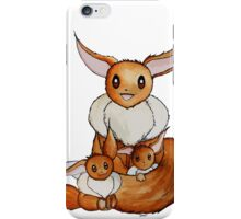 Eevee Family iPhone Case/Skin
