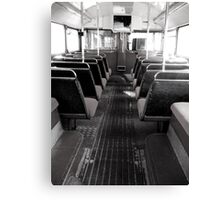 lower saloon Canvas Print