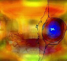 Eye Witnesses the Colours by Vasile Stan