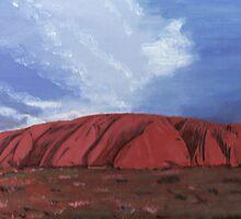 Uluru by lilfly