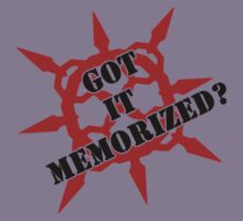 Got it memorized? Kids Clothes