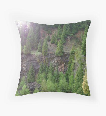The Quarry Throw Pillow