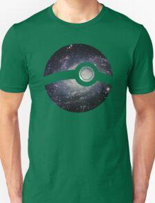 Galaxy - Pokeball T-Shirt