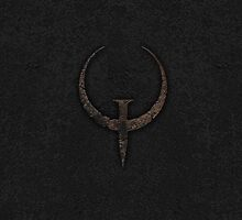 Quake 1 Logo by OMacKnight