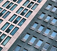 Windows by metronomad
