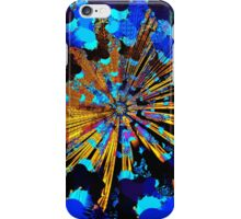 trans fusion ray iPhone Case/Skin