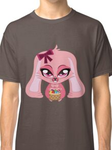 Pink Easter bunny Classic T-Shirt