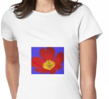 Pop Art Abstract Flower T-Shirt