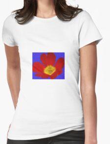 Pop Art Abstract Flower T-Shirt