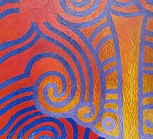 Dragon's Skin by Marjorie Lenehan