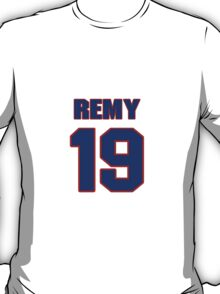 National football player Remy Hamilton jersey 19 T-Shirt