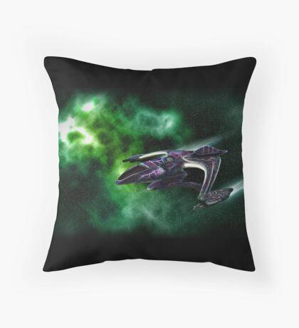 Whitestar Throw Pillow